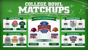 College Bowl Games, BCS